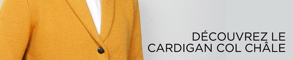 E-shop - Découvrez le Cardigan Tuck A/H 2014